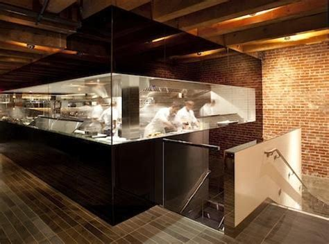 open kitchen bar design best 25 open kitchen restaurant ideas on pinterest
