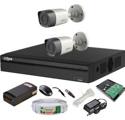 Paket Cctv Hdtvi 4ch 3 Mp Hdd 500gb Turbo Hd Murah Kamera 3megapixel cctv package jovision 4ch dvr 2pcs 500gb hdd price bangladesh bdstall