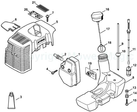 stihl ht 101 parts diagram stihl pole pruner parts diagram imageresizertool