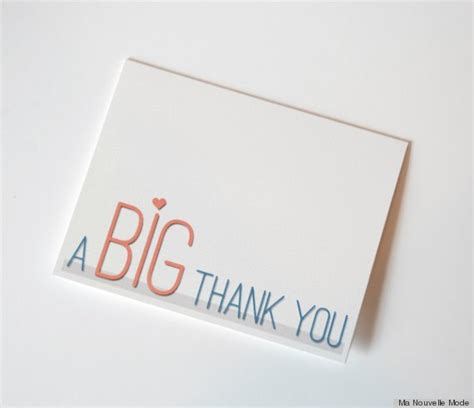Simple Thank You Card Template by Free Printable Thank You Card Design Idea Helloalive