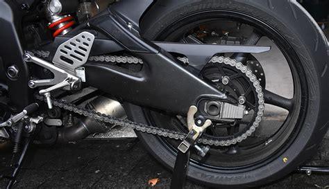 Motorrad Kette Reinigen by Motorrad Kette Richtig Reinigen Und Fetten