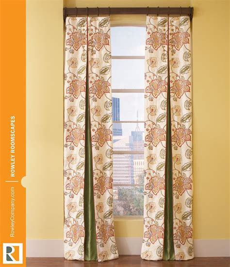 Window Box Curtains 17 Best Images About Box Pleat Draperies On