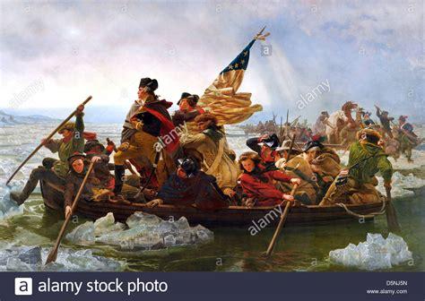 george washington painting boat emanuel gottlieb leutze washington crossing the delaware