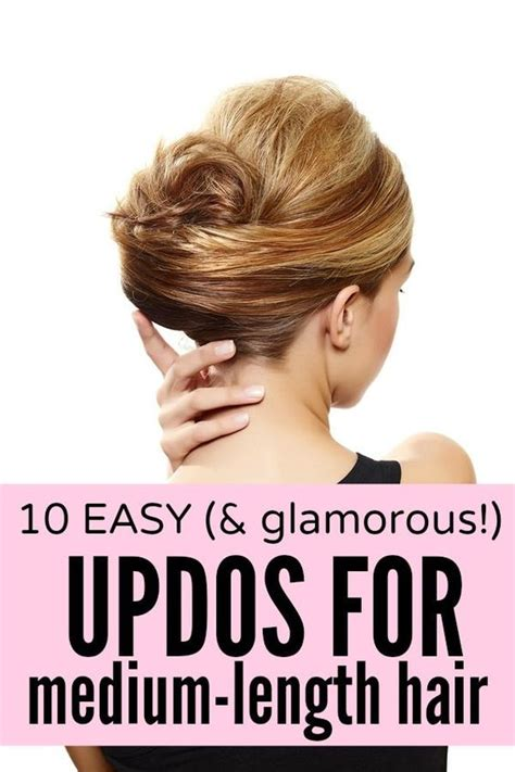 casual updo hairstyles for work casual dressy updos and easy updo tutorial on pinterest