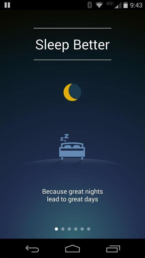 sleep better app sleep better la app que te ayudar 225 a dormir mejor