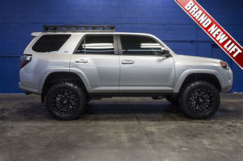 toyota 4runner lifted used lifted 2016 toyota 4runner sr5 4x4 suv for sale 35563