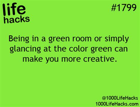 is green a creative color green is not a creative color on