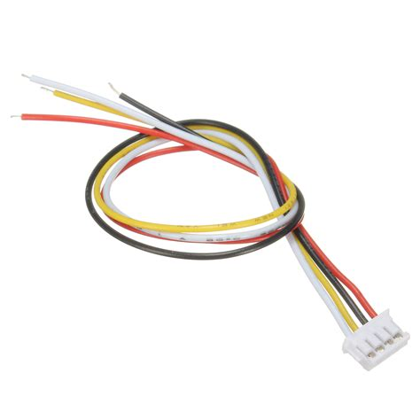Connector Kabel 4 Pin Besar 10 Sets excellway 174 10 sets mini micro jst 1 5mm zh 4 pin stecker