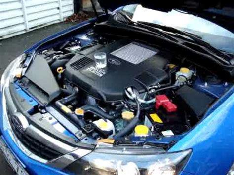 subaru boxer diesel problems water glass on subaru impreza boxer diesel engine