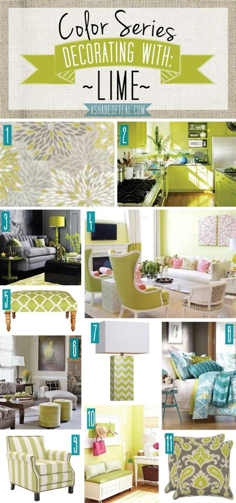 color palette home decor color series decorating with lime paint colors paint