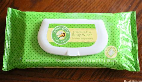 comforts for baby sponsored comforts for baby product review the late stork