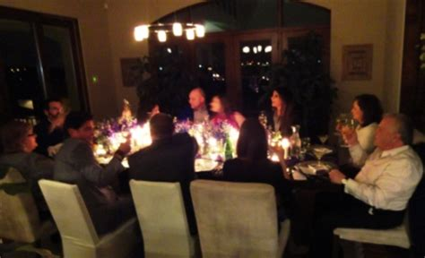 Elegant Private Dinner Party Catering in Vancouver