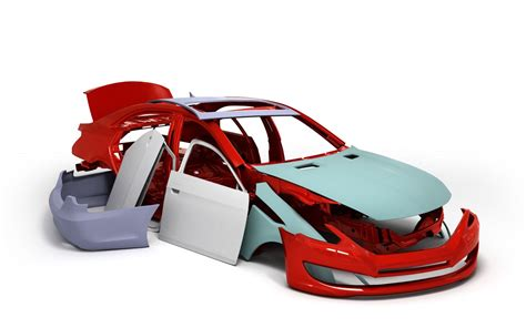 Car Auto Body by Auto Body Parts