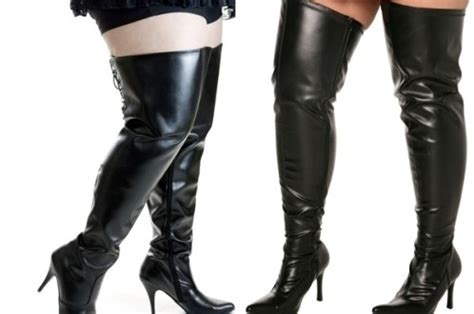 cheap plus size thigh high boots yu boots