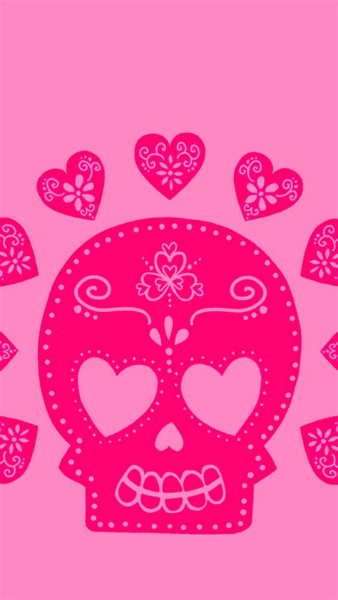 girly wallpaper download download skull cute girly wallpaper android hd