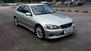 Lexus Is200 2004 Lexus Is200 2004 Pa Exportspa Exports
