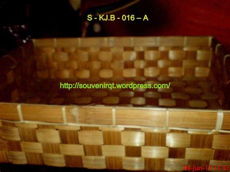 Keranjang Parcel Bambu handicraft dari anyaman bambu bliblinews