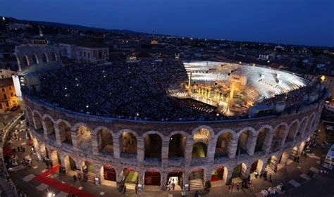 Arena Calendar Calendar Of Performances Arena Di Verona