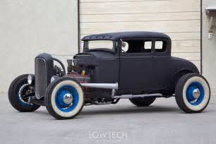 1931 Ford Coupe Lowtech Traditional Rods And Customs 1931 Ford