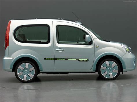 kangoo renault 2010 2010 renault kangoo be bop z e exotic car wallpaper 09