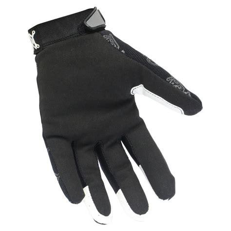 Dr Gloves Rgf Black oneal dr black mechanic gloves gloves ghostbikes