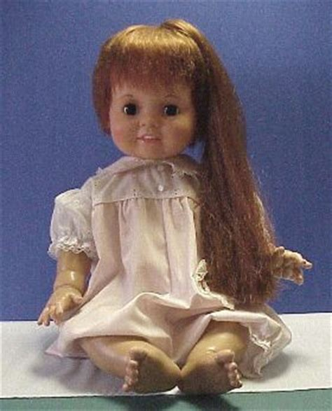 Baby Pull Out by Baby Chrissy Doll Pull Ponytail Out And Make