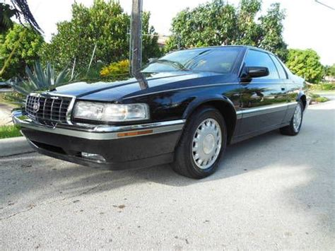 1992 cadillac eldorado touring coupe sell used 1992 cadillac eldorado touring coupe 2 door 4 9l