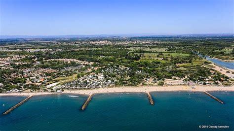 France, Languedoc Roussillon, Hérault, Béziers, Vias Plage