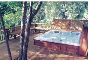 Backyard Deck Ideas With Tub by Image Of Tub Deck Plans Deck Inspirations And Ideas