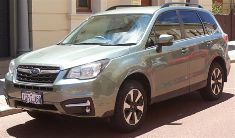 Subaru Forster by Subaru Forester