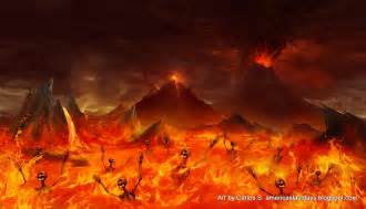 What does hell look like in real life doom reboot is there life on