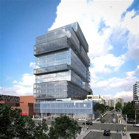 architecture mail the globe and mail centre to rise in toronto s east downtown