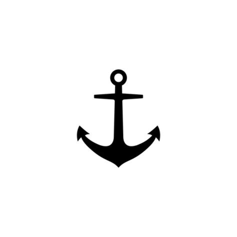 minimalist anchor