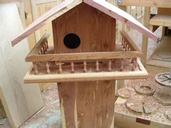 squirrel condo woodworking blog  plans
