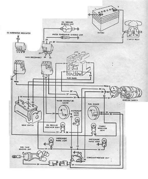 early bronco horn wiring diagram jeep 4 0 engine diagram