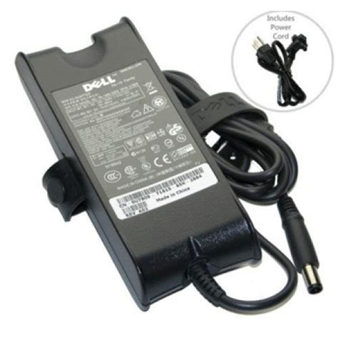 Adaptor Dell Pa 10 19 5v 4 62a new dell 90w ac adapter charger pa 10 pa10 family 19 5v 4 62a