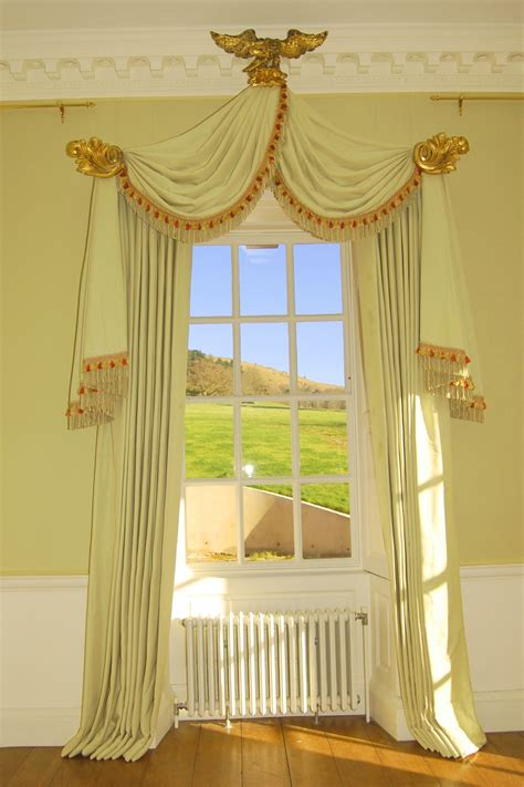 how to do swag curtains swag curtains furniture ideas deltaangelgroup