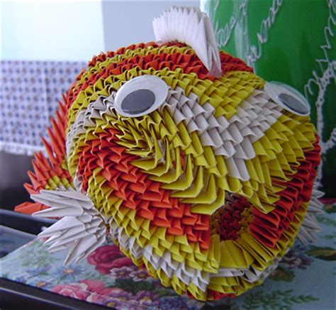 3d Origami Koi Fish - koi fish album 3d origami