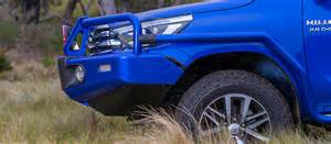 Arb Bullbar For Toyota Hilux Arb 4 215 4 Accessories Arb Equips The New Toyota Hilux