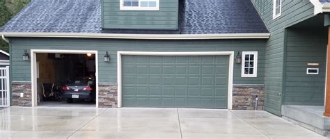 garage faux wainscoting wall panels  ian genstone