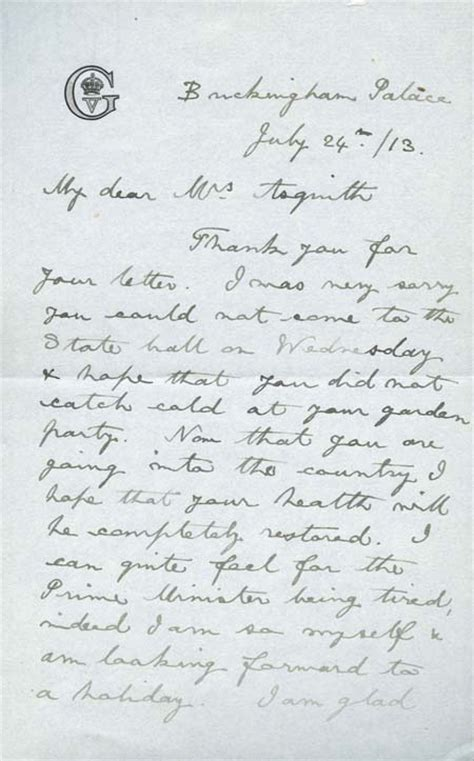 up letter to king george exle the king s letter the s tale
