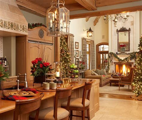 Inviting Home | comfortable and inviting home for the holidays