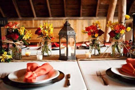 beautiful table settings pictures picture of beautiful barn wedding table settings