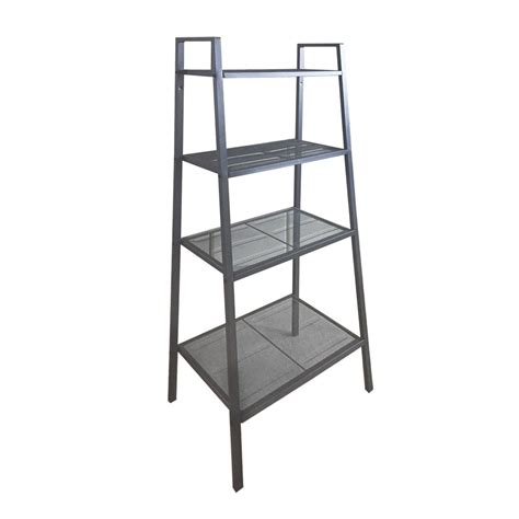 metal rack ikea ikea lerberg shelf unit dark grey lazada ph