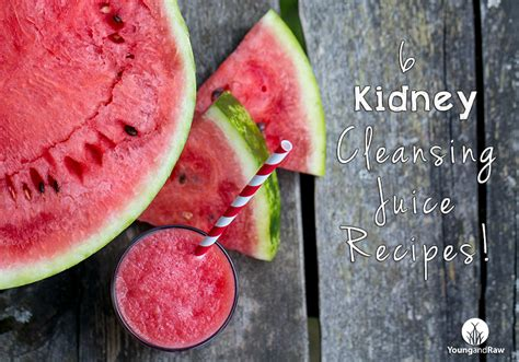 Kidney Detox Fruits by 6 Kidney Cleansing Juice Recipes And