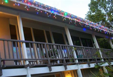 learn to hang outdoor christmas lights