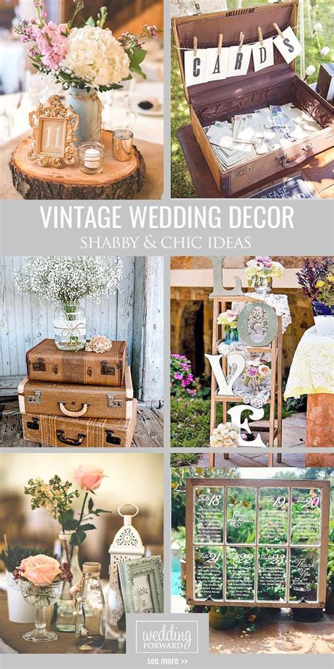 best 25 vintage weddings decorations ideas on