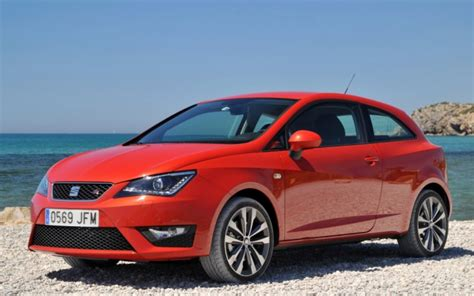 this is the new seat ibiza range for mexico 2016 most