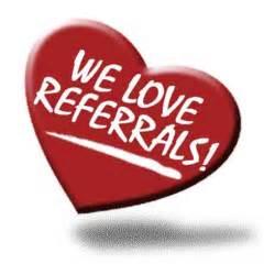 we are in love referral program