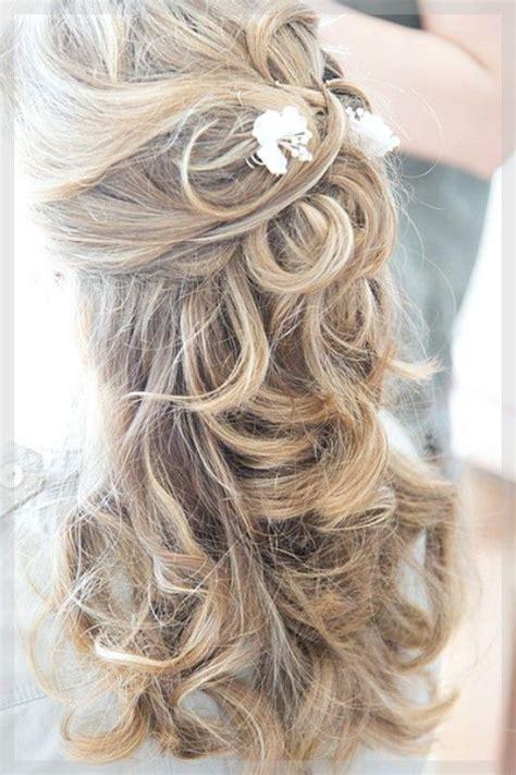 Brautfrisur Offen by Brautfrisuren Lange Haare Offen Erstaunliche Brautfrisur
